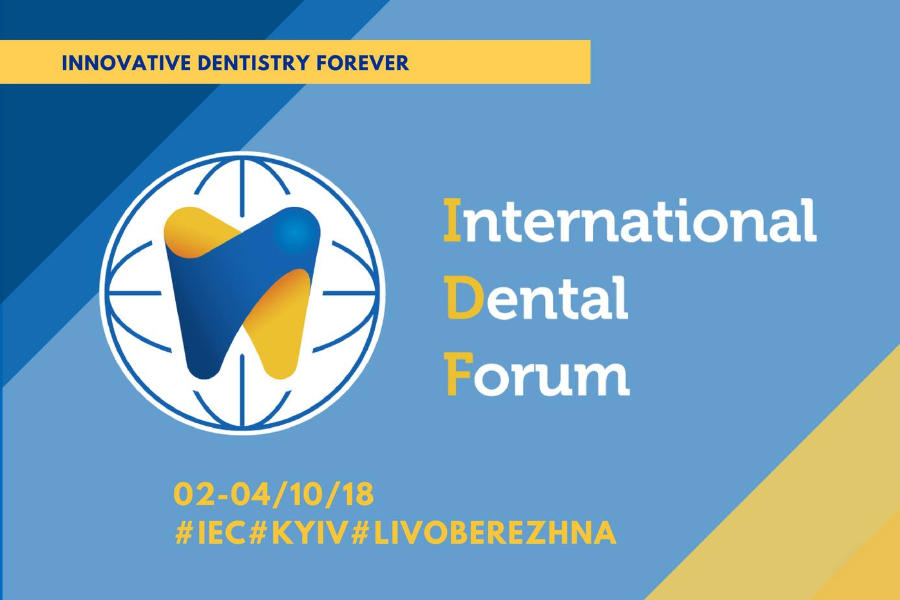 ​International Dental Forum 2018